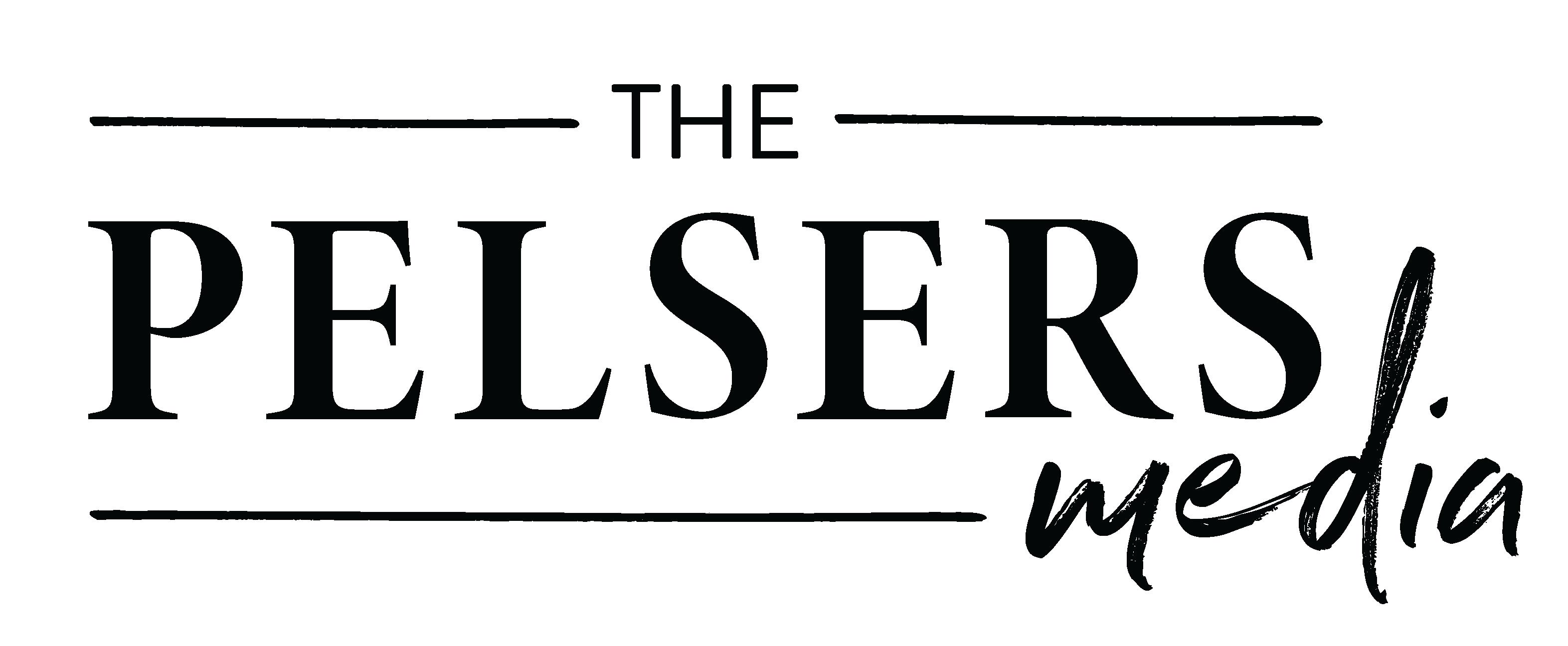 The Pelsers Media Logo